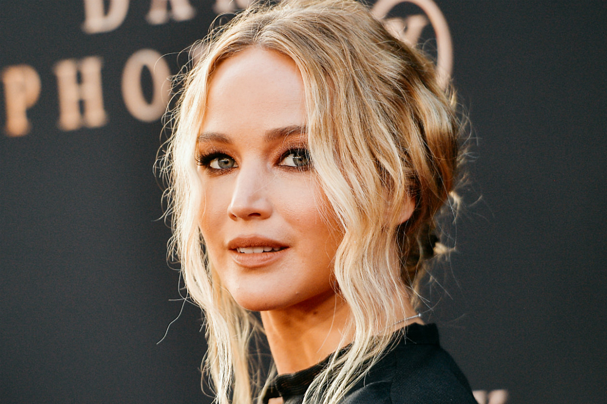 Jennifer Lawrence Joins Twitter to Talk About Racial Injustice