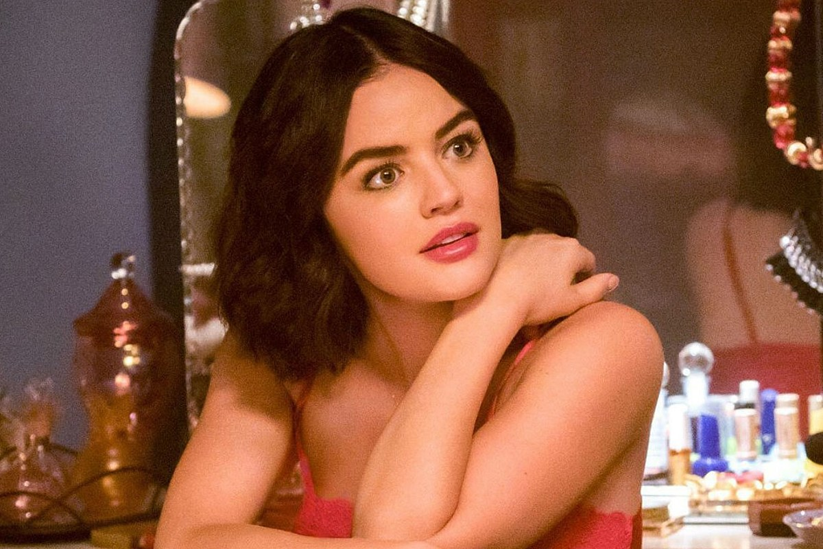 Lucy Hale Tearfully Reacts to Abrupt 'Katy Keene' Cancellation in Heartbreaking Video