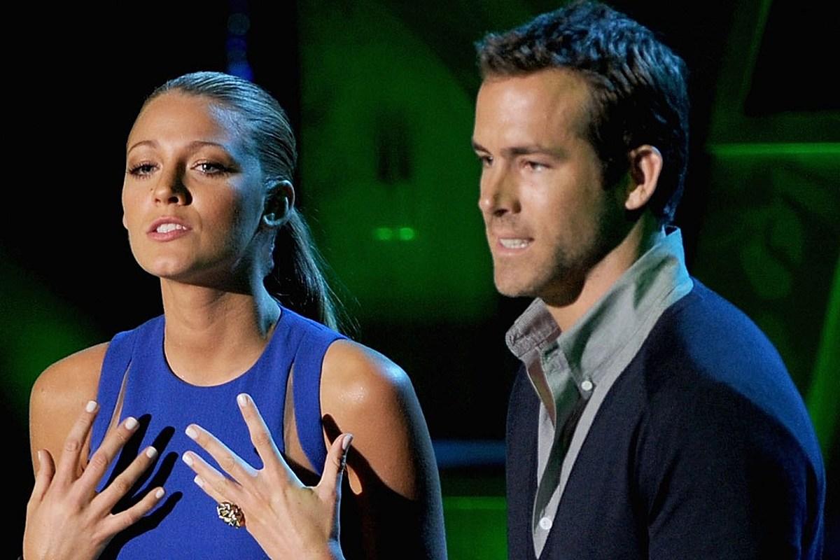 Ryan Reynolds Says Plantation Wedding Was a Mistake