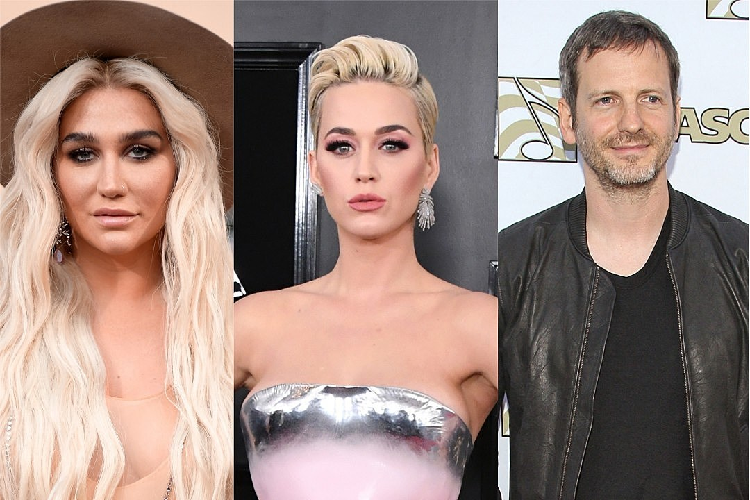 Katy Perry Speaks Out About Kesha and Dr. Luke Lawsuit