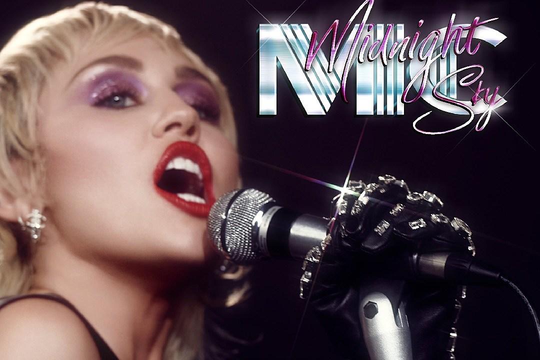 Miley Cyrus' 'Midnight Sky' Lyrics + Stream