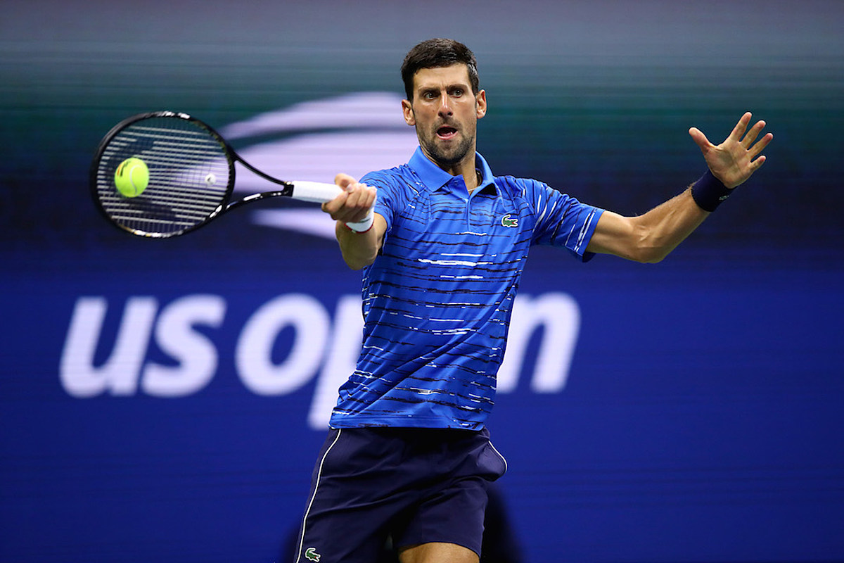 Novak Djokovic Disqualified From U S Open