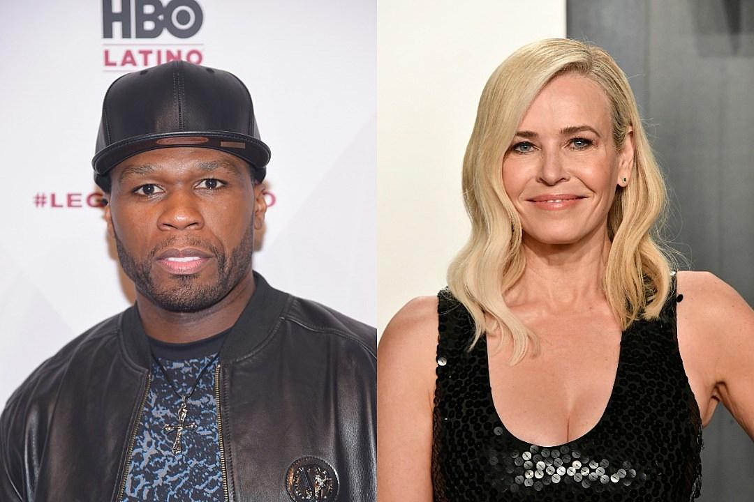 Chelsea Handler Calls Out Ex-Boyfriend 50 Cent for Trump Vote