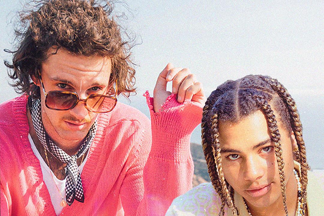 BabyJake and 24kGoldn Remix Viral Track 'Cigarettes on Patios;