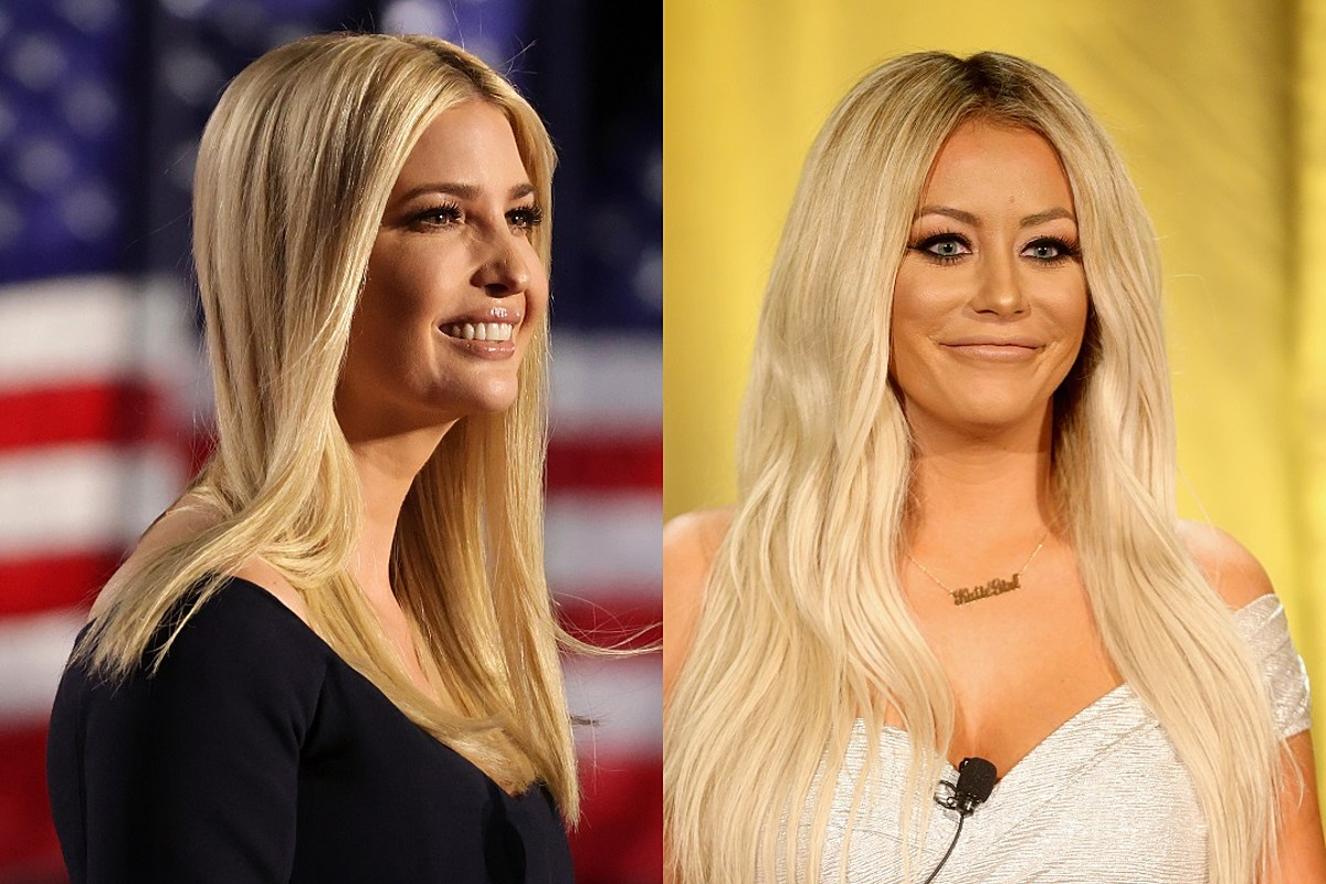 Aubrey O'Day, Who Had an Alleged Affair With Donald Trump Jr., Claims Ivanka Is a 'Lesbian on the Low'