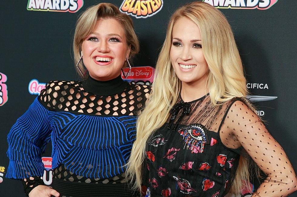 Kelly Clarkson Was Mistaken For Carrie Underwood