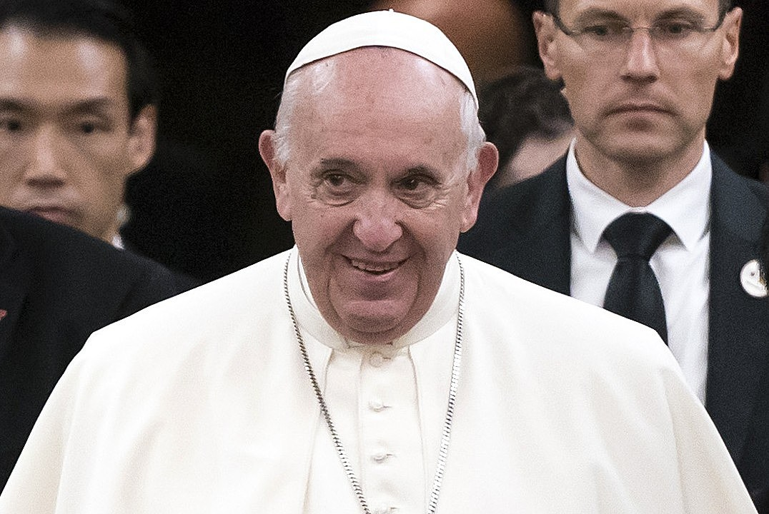 Pope Francis Calls for Same-Sex Civil Union Laws