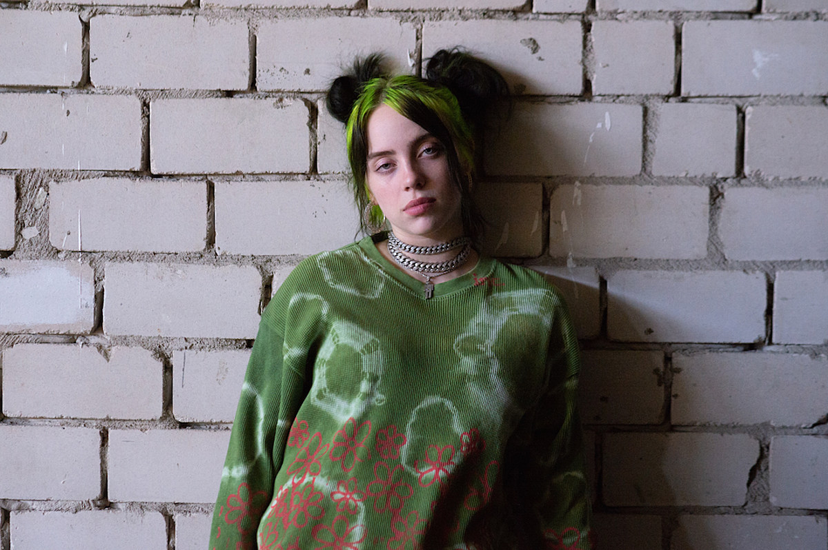 Billie Eilish Announces the Release of Her First Book