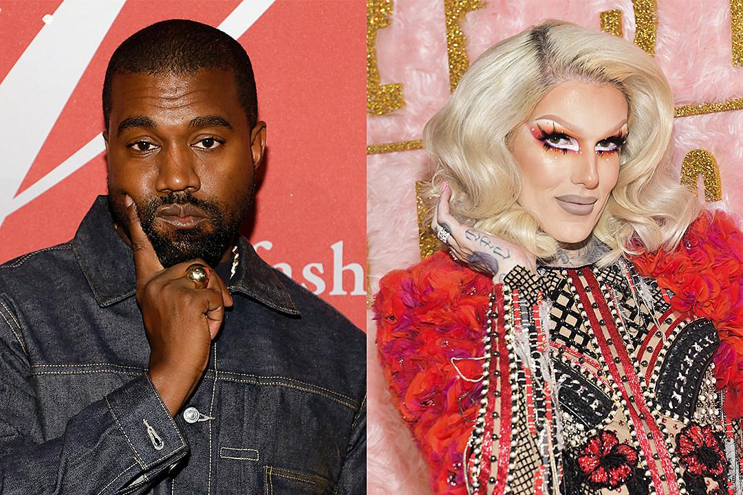 Jeffree Star Addresses Kanye West Affair Rumor