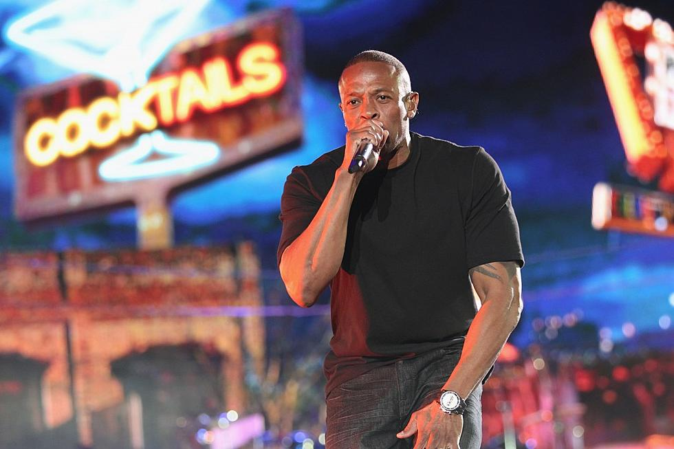 Men Attempt to Burglarize Dr. Dre's Home Amid Brain Aneurysm