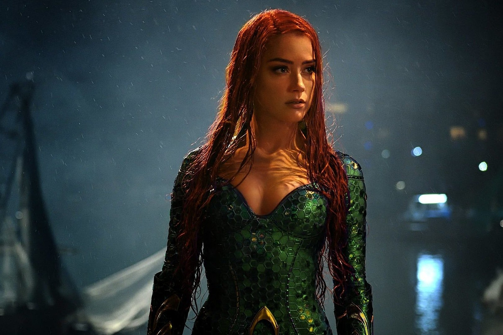 Was Amber Heard Fired From 'Aquaman 2'?