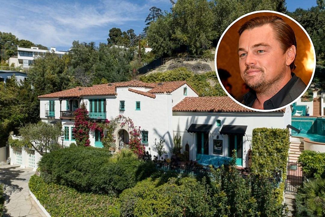 Leonardo DiCaprio Buys $7.1 Million Los Feliz Mansion: PICS