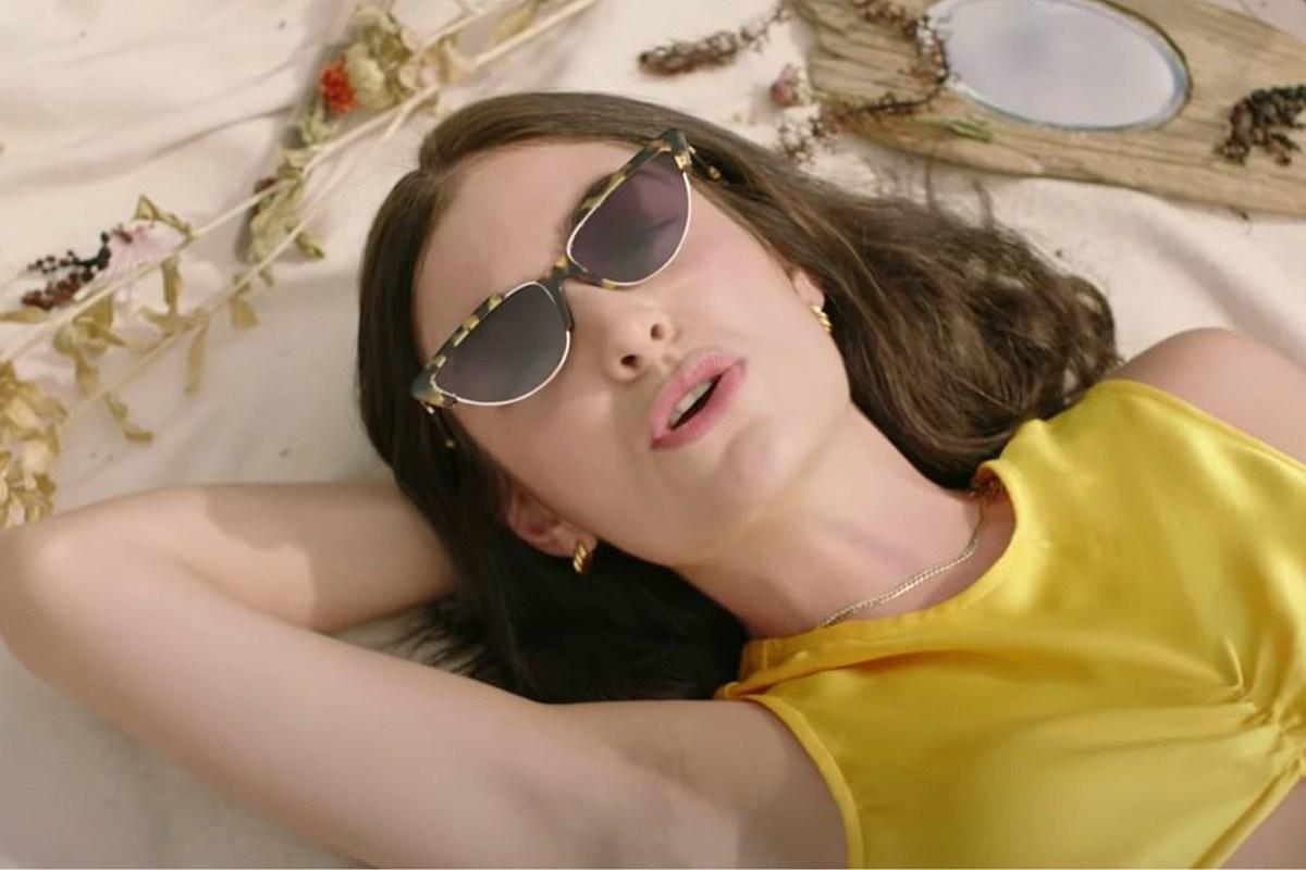 Lorde 'Solar Power' Lyrics + Stream
