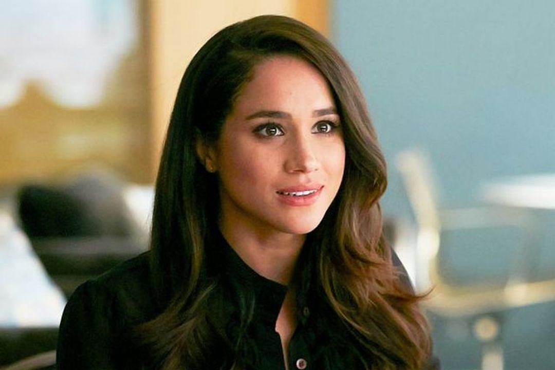 Meghan Markle References 'Suits' in First Post-Baby Appearance