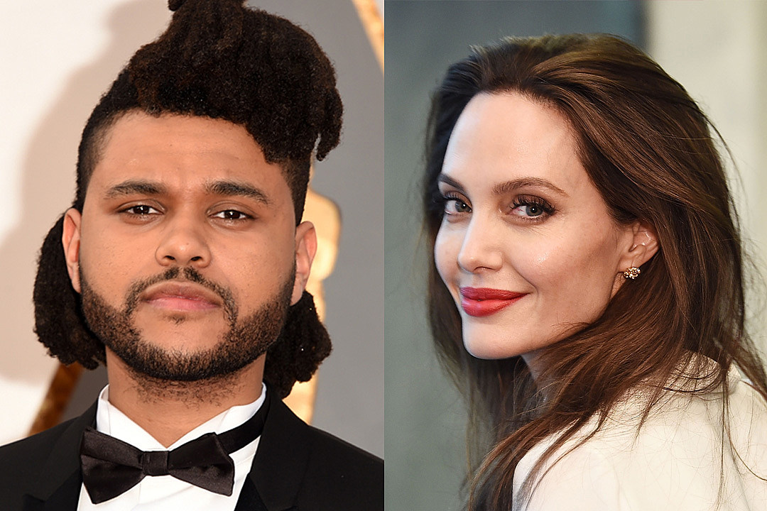 Are Angelina Jolie And The Weeknd Dating?