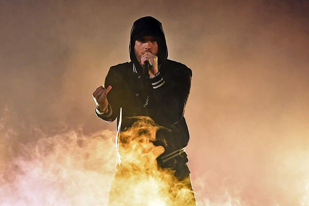 """Eminem Is Opening A Restaurant Inspired By """"Lose Yourself"""""""