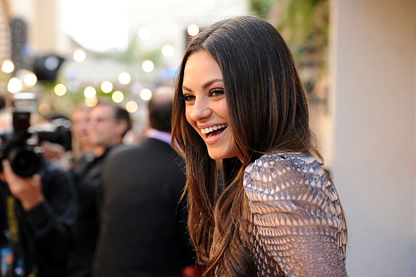 Mila Kunis Tells Off Reporter In Russion (And Makes Me Crush)