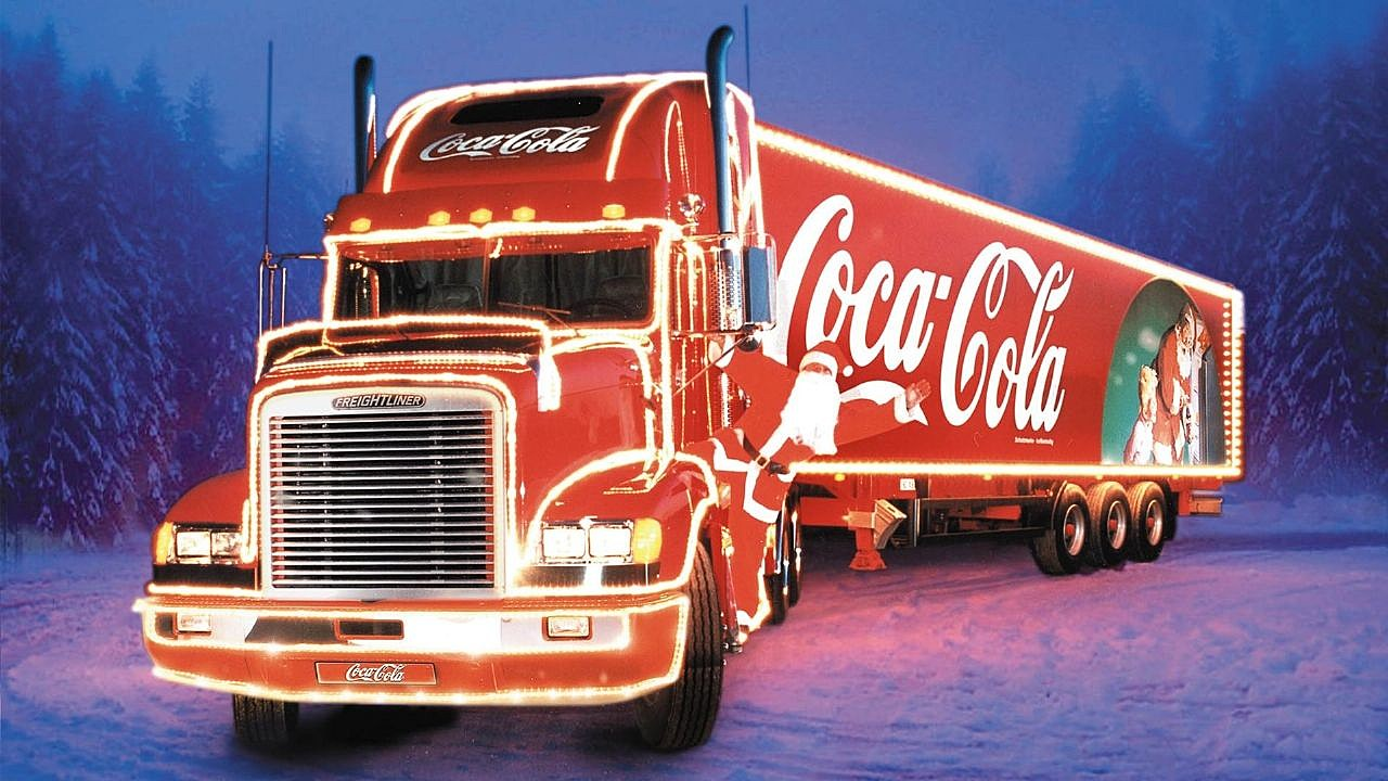 Coca Cola Christmas Truck To Visit Lafayette