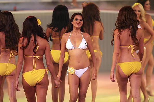 Bikini in miss world
