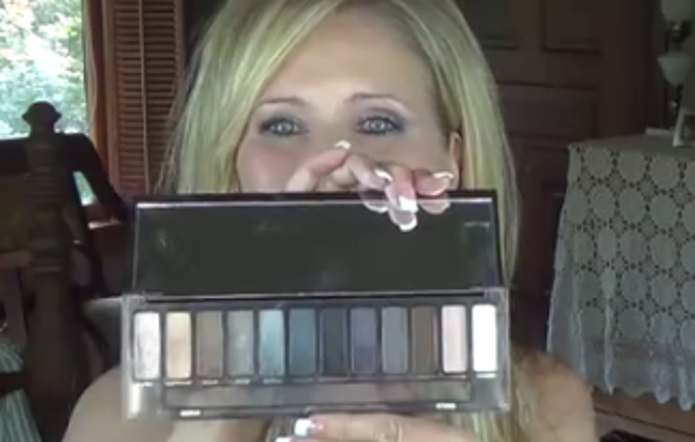 Sixty Year Old Gives Makeup Advice On Youtube, You Won't