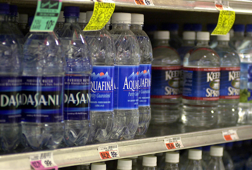 Grocery Stores Are Leaving Plastic Water Bottles In The Sun