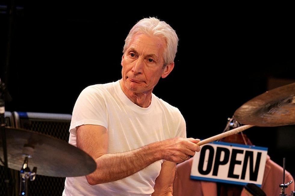 10 Things You Didn't Know About Charlie Watts