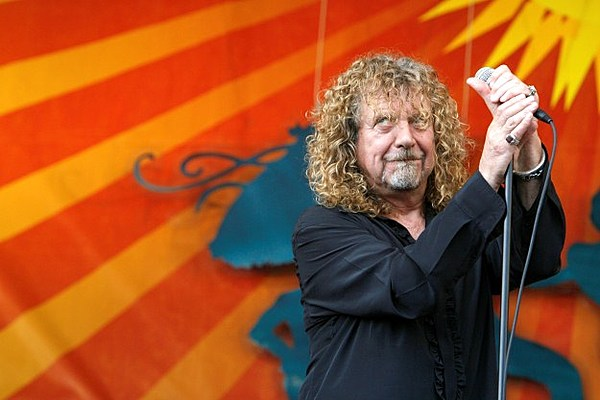 Robert Plant To Accept Montreal International Jazz Festival S Spirit Award At Upcoming Gig