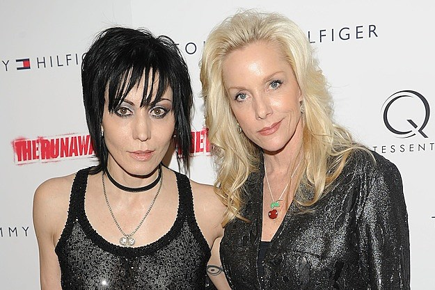 Joan Jett Takes Legal Action Against Runaways Tribute Disc
