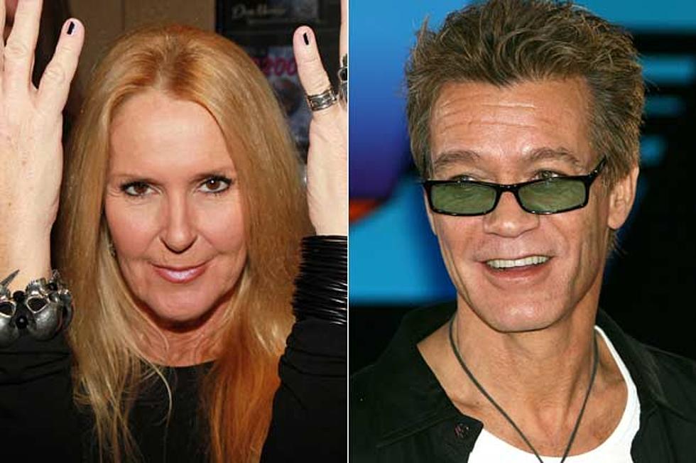 Lita Ford Says Eddie Van Halen Was A Great Inspiration To Her