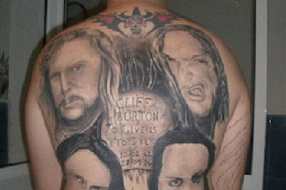 Axl Rose Metallica Art Included On Worst Rock Tattoos Ever List