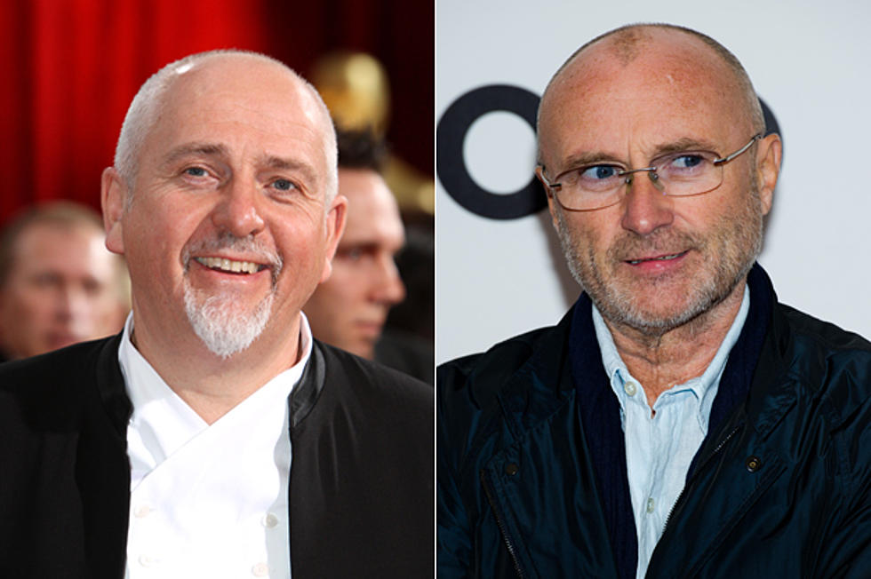 Peter Gabriel Says That A Genesis Reunion Is Unlikely