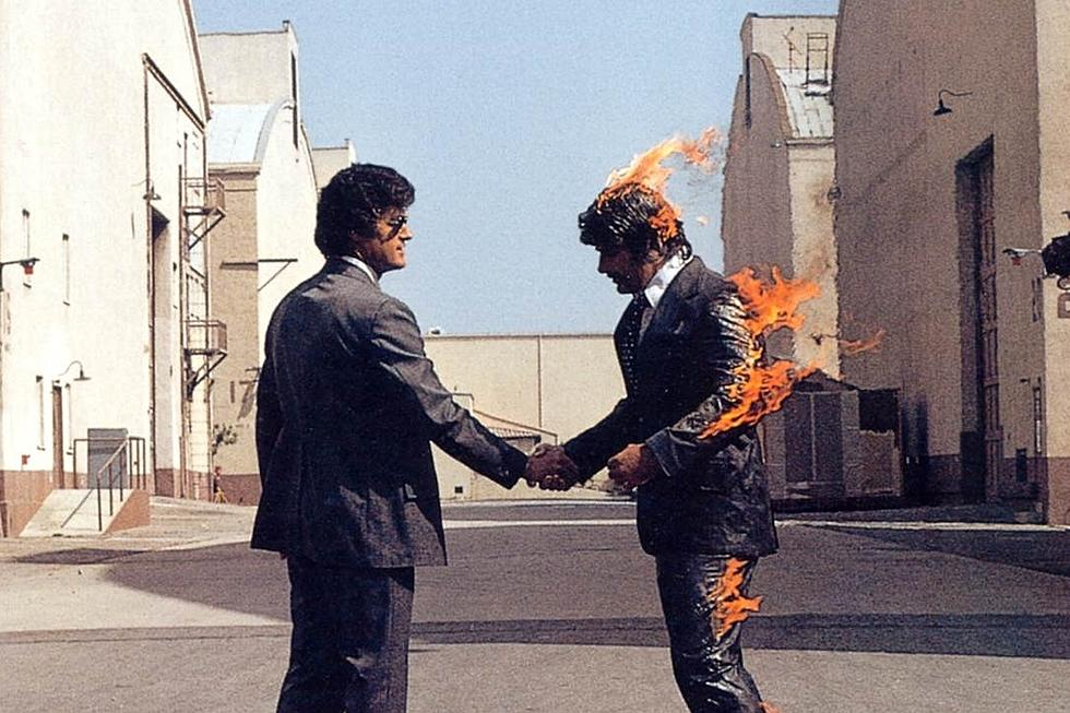 Why Pink Floyd's 'Wish You Were Here' Had Such a 'Painful' Start
