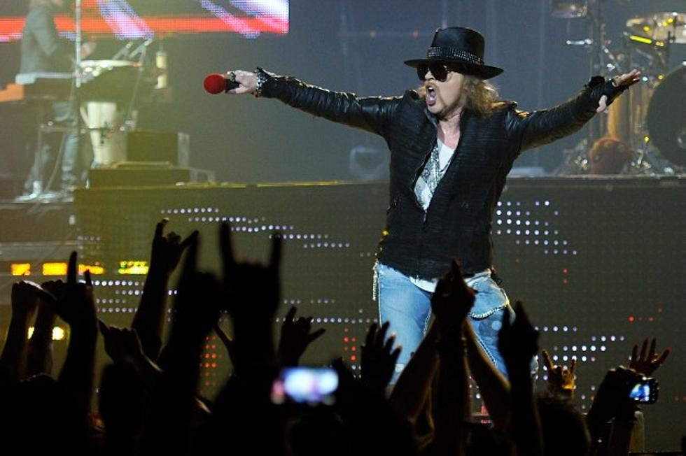 Former Guns N' Roses Manager Says Axl Rose Suffers From
