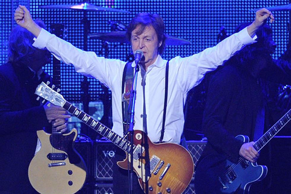 Paul McCartney Reportedly Releasing Deluxe 'Ram' Reissue