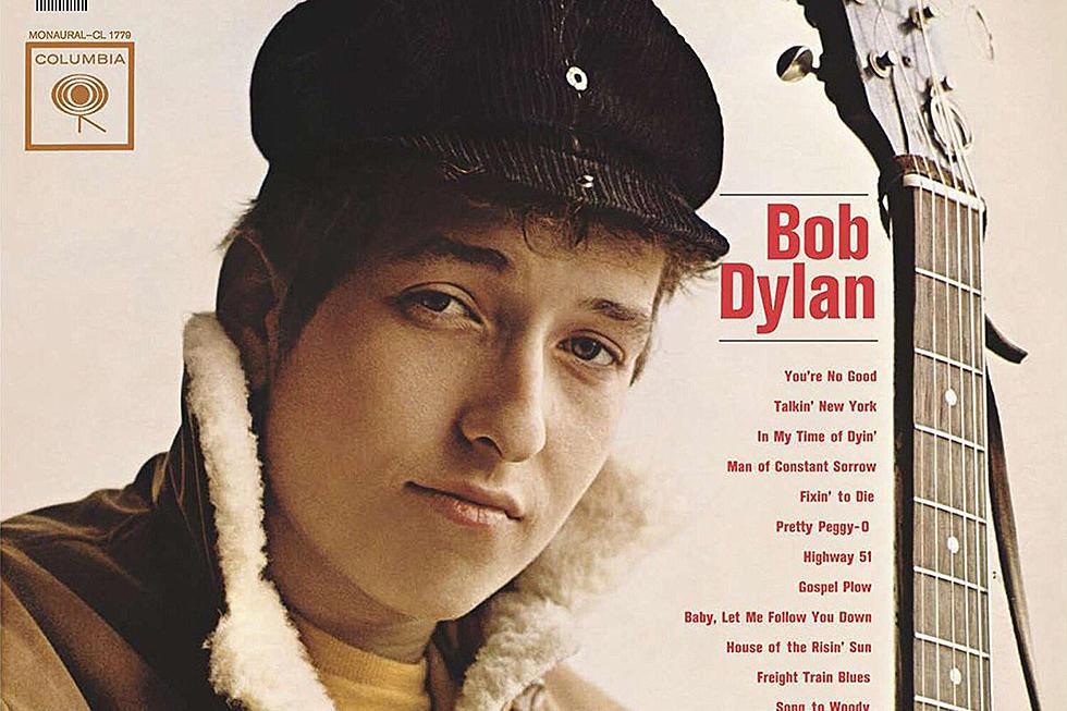 Revisiting Bob Dylan's Self-Titled Debut Album