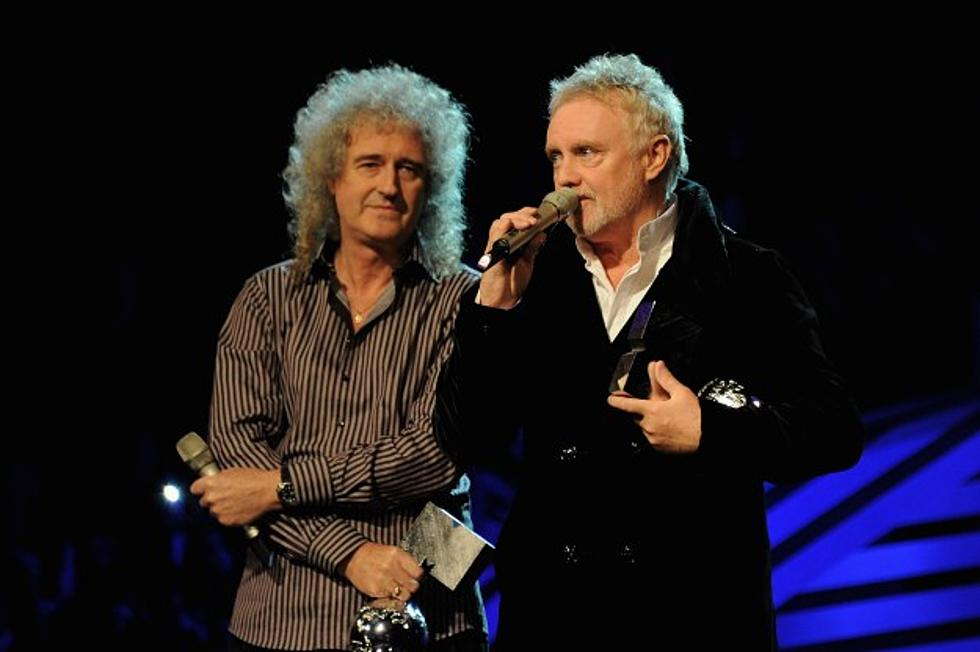 Queen's Brian May and Roger Taylor Perform on American Idol