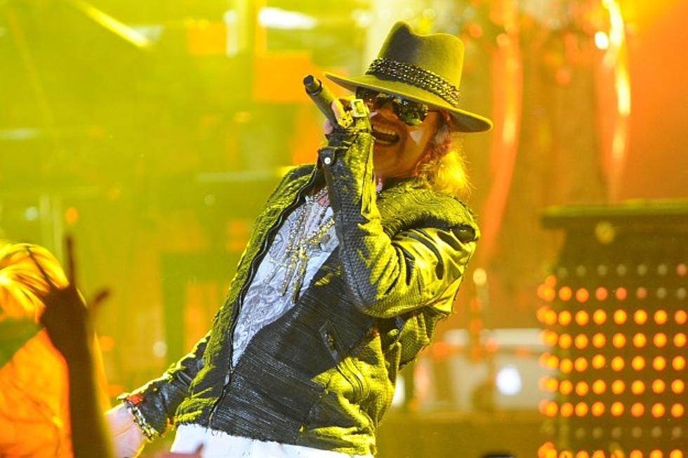 Axl Rose Writes Another Open Letter About the Rock and Roll