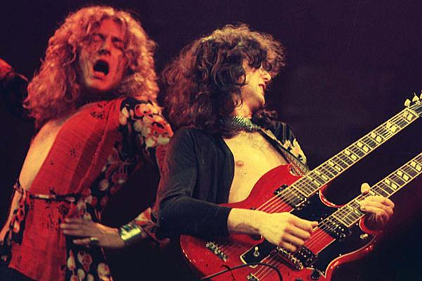 No. 2: Led Zeppelin, 'Kashmir' – Top 100 Classic Rock Songs