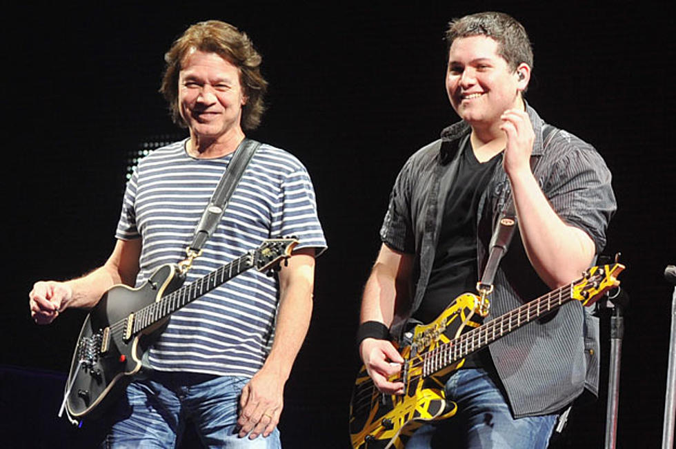 Wolfgang Van Halen Talks About Carrying On With Band After Eddie Retires