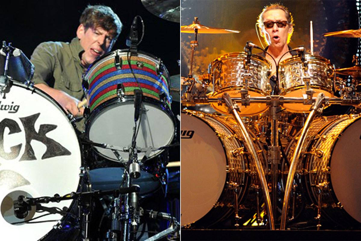 Black Keys Drummer Blasts Van Halen For Replacing Michael Anthony
