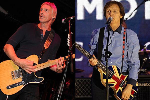 Paul Weller Sings 'Birthday' For Paul McCartney's 70th