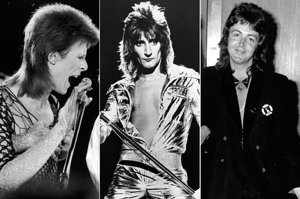Most Famous Mullets in Rock