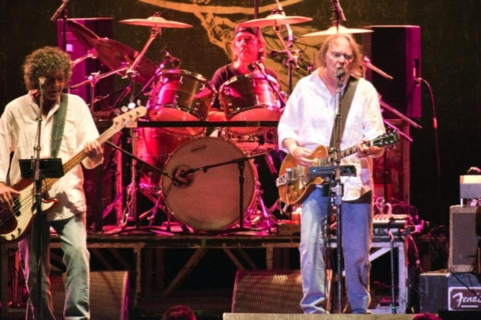 Neil Young Honors Bob Dylan + Other Classic Rockers With New