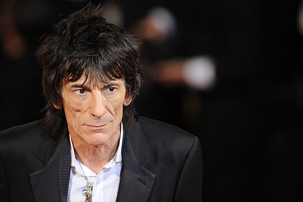 Rolling Stones Guitarist Ron Wood Shocked And Saddened