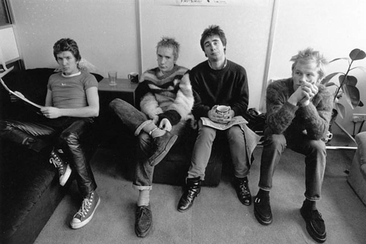Top 10 Sex Pistols Songs