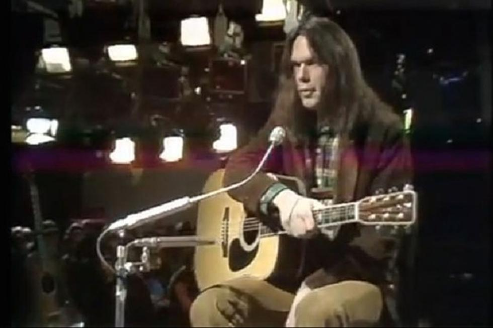 Top 10 Neil Young Songs