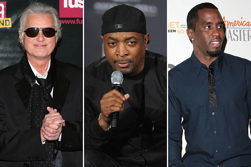 Public Enemy's Chuck D Calls Jimmy Page's Puff Daddy Collaboration a