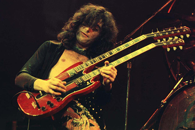 Top 10 Jimmy Page Guitar Solos