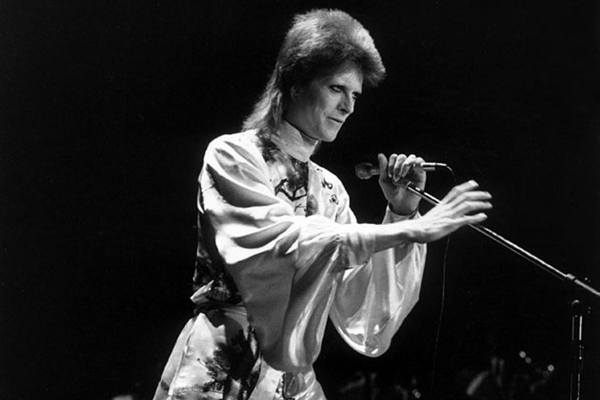Top 10 David Bowie '70s Album Tracks