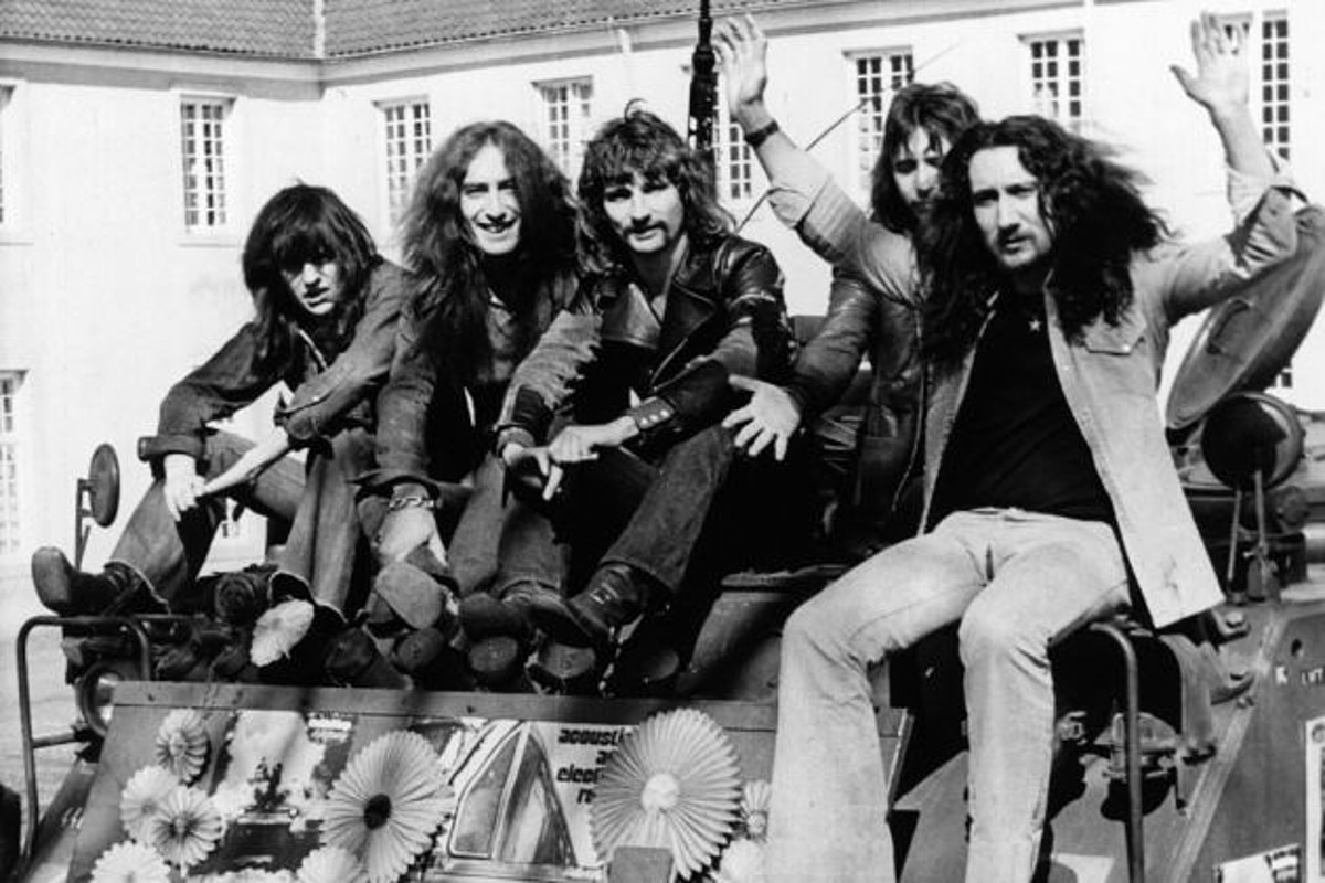 Top 10 Uriah Heep Songs